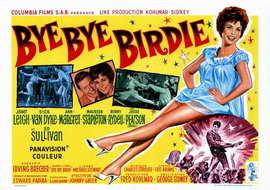 Bye, Bye, Birdie - 11 x 17 Movie Poster - Belgian Style A