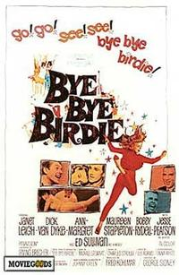 Bye, Bye, Birdie - 43 x 62 Movie Poster - Bus Shelter Style A