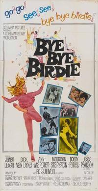 Bye, Bye, Birdie - 27 x 40 Movie Poster - Style B