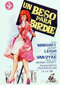 Bye, Bye, Birdie - 11 x 17 Movie Poster - Spanish Style A