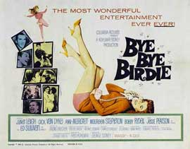 Bye, Bye, Birdie - 11 x 14 Movie Poster - Style A