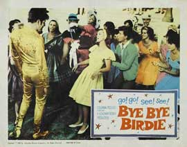 Bye, Bye, Birdie - 11 x 14 Movie Poster - Style B