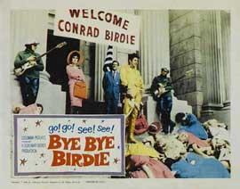 Bye, Bye, Birdie - 11 x 14 Movie Poster - Style G