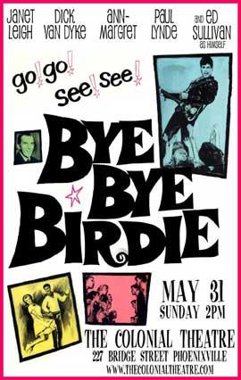 Bye, Bye, Birdie - 11 x 17 Movie Poster - Style C