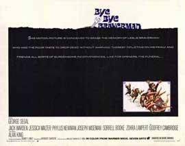 Bye Bye Braverman - 11 x 14 Movie Poster - Style A