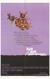 Bye Bye Braverman - 11 x 17 Movie Poster - Style A