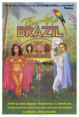 Bye Bye Brazil - 27 x 40 Movie Poster - Style A