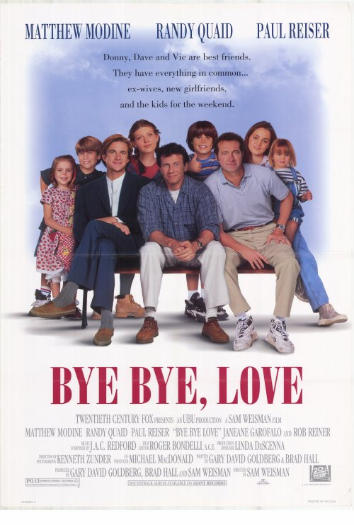 bye bye love movie posters from movie poster shop bye bye love 500x741