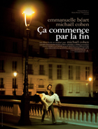 Ca commence par la fin - 27 x 40 Movie Poster - French Style A
