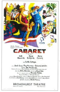 Cabaret (Broadway) - 11 x 17 Poster - Style A