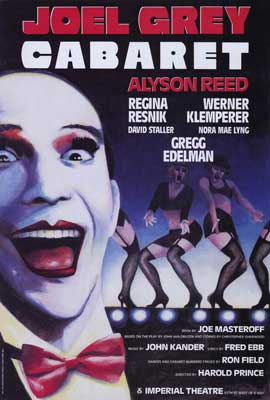 Cabaret (Broadway) - 27 x 40 Movie Poster - Style A