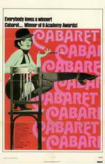 Cabaret - 11 x 17 Movie Poster - Style B