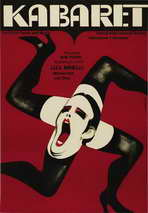 Cabaret - 27 x 40 Movie Poster - Polish Style B