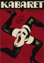 Cabaret - 27 x 40 Movie Poster - Polish Style B