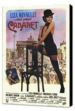 Cabaret - 11 x 17 Movie Poster - Italian Style A - Museum Wrapped Canvas