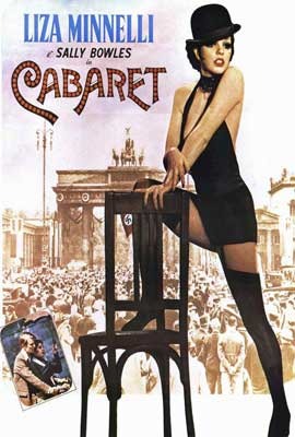 Cabaret - 27 x 40 Movie Poster - Italian Style A