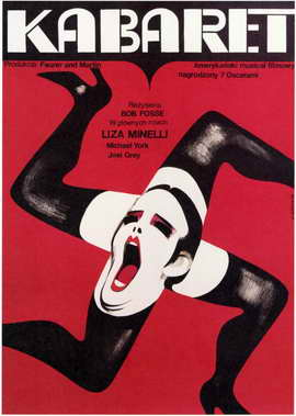 Cabaret - 11 x 17 Poster - Foreign - Style A