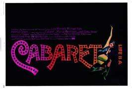 Cabaret - 27 x 40 Movie Poster - Style B