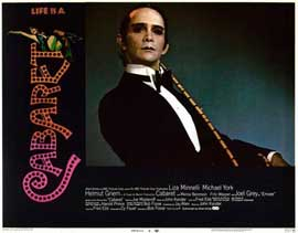 Cabaret - 11 x 14 Movie Poster - Style E
