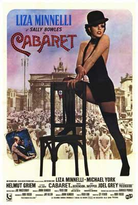Cabaret - 27 x 40 Movie Poster - Italian Style B
