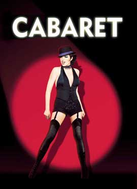 Cabaret - 27 x 40 Movie Poster - Style C