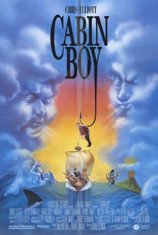 Cabin Boy Movie Posters From Movie Poster Shop