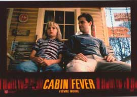 Cabin Fever - 11 x 14 Poster French Style D