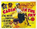 Cabin in the Sky - 30 x 40 Movie Poster UK - Style A