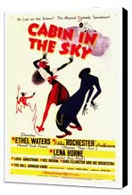 Cabin in the Sky - 27 x 40 Movie Poster - Style A - Museum Wrapped Canvas