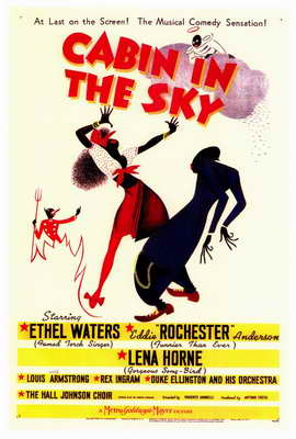Cabin in the Sky - 27 x 40 Movie Poster - Style A