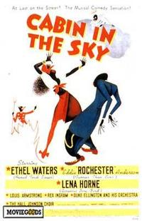 Cabin in the Sky - 43 x 62 Movie Poster - Bus Shelter Style A