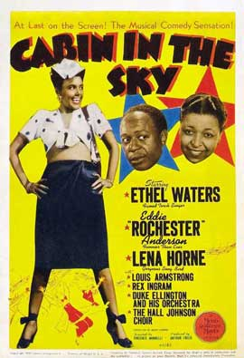 Cabin in the Sky - 11 x 17 Movie Poster - Style E