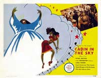 Cabin in the Sky - 22 x 28 Movie Poster - Half Sheet Style A