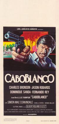 Caboblanco - 11 x 17 Movie Poster - Italian Style A
