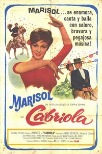 Cabriola - 11 x 17 Movie Poster - Spanish Style A
