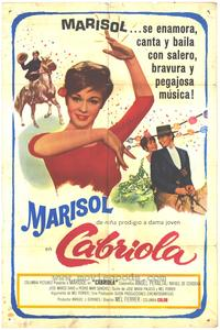 Cabriola - 27 x 40 Movie Poster - Spanish Style A