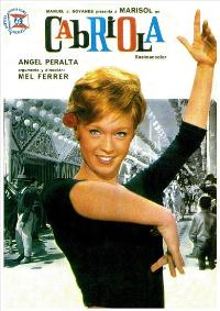 Cabriola - 11 x 17 Movie Poster - Spanish Style B