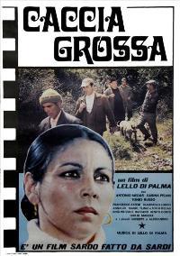 Caccia grossa - 11 x 17 Movie Poster - Italian Style A