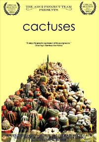 Cactuses - 11 x 17 Movie Poster - Style A