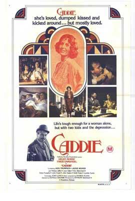 Caddie - 11 x 17 Movie Poster - Australian Style A