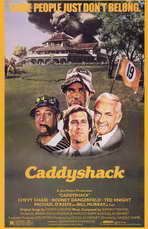 Caddyshack - 11 x 17 Movie Poster - Style A