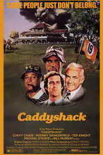 Caddyshack - 24 x 36 Movie Poster - Style A