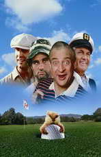 Caddyshack - 11 x 17 Movie Poster - Style D