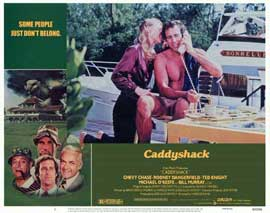 Caddyshack - 11 x 14 Movie Poster - Style E