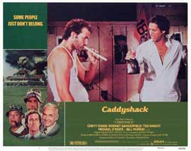 Caddyshack - 11 x 14 Movie Poster - Style G