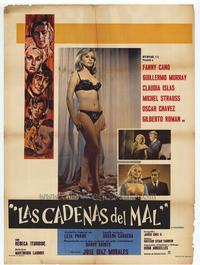 Cadenas del mal, Las - 27 x 40 Movie Poster - Style A
