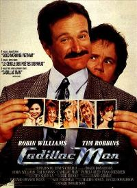 Cadillac Man - 27 x 40 Movie Poster - French Style A