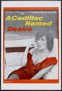 Cadillac Named Desire - 11 x 17 Movie Poster - Style A