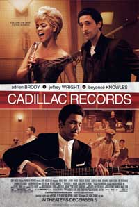 Cadillac Records - 43 x 62 Movie Poster - Bus Shelter Style A
