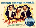 Cafe Metropole - 11 x 17 Movie Poster - Style B